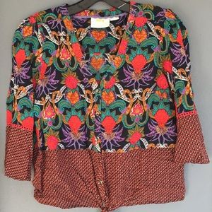Anthropologie Brand Top